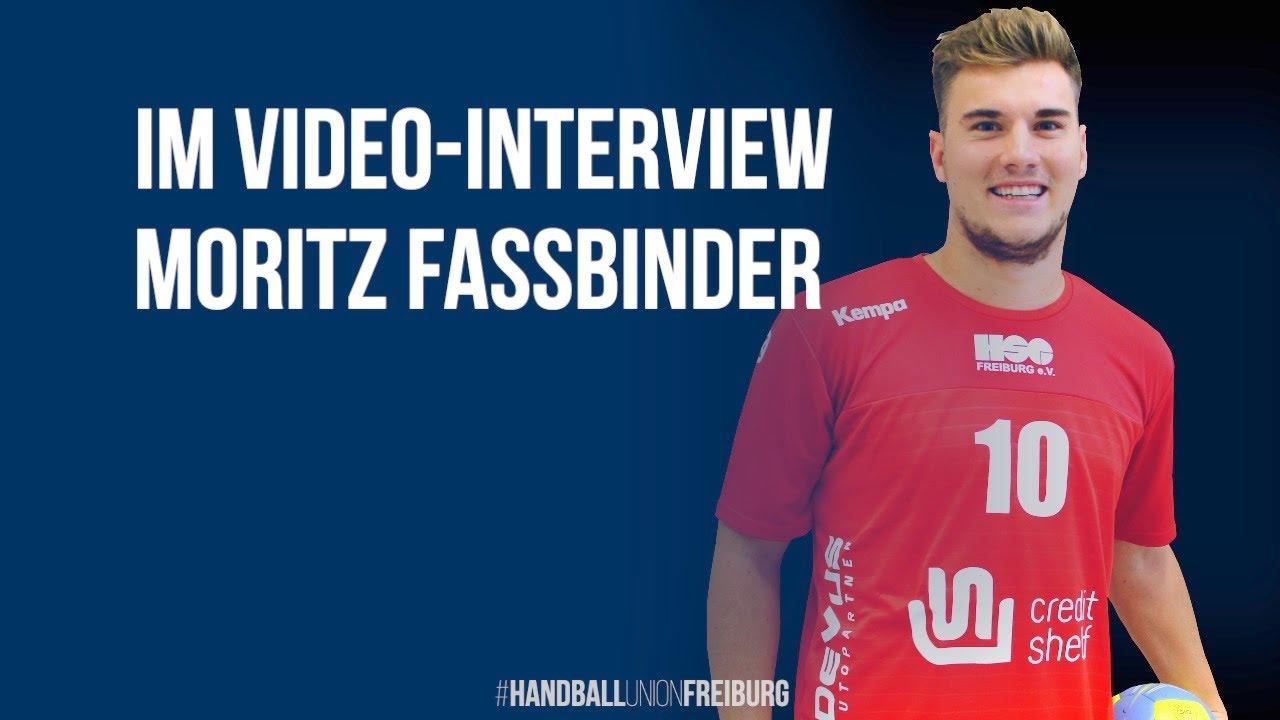 Im Video-Interview Moritz Fassbinder